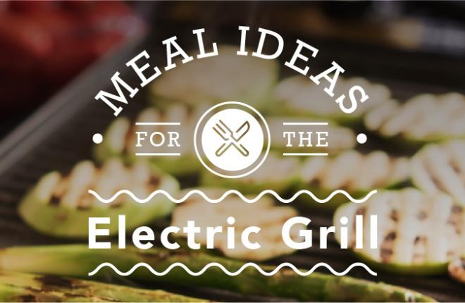 Outdoor Cooking with Electric Grills