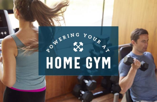 safe power for your home gyms